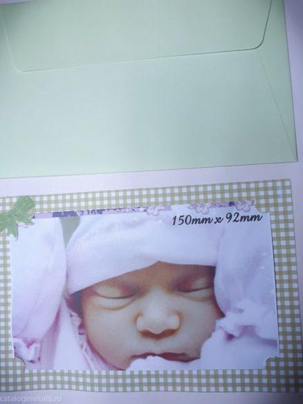 detaliu din catalog poza bebelus invit 111