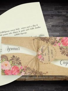 detaliu frontal invitatie 5622
