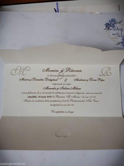 detaliu din catalog invitatie deschisa 2022