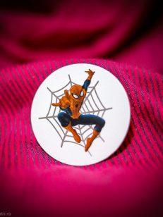 detaliu accesoriu C3 spiderman