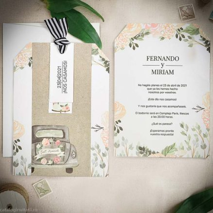 detaliu plan departat suport invitatie si carton text 39727