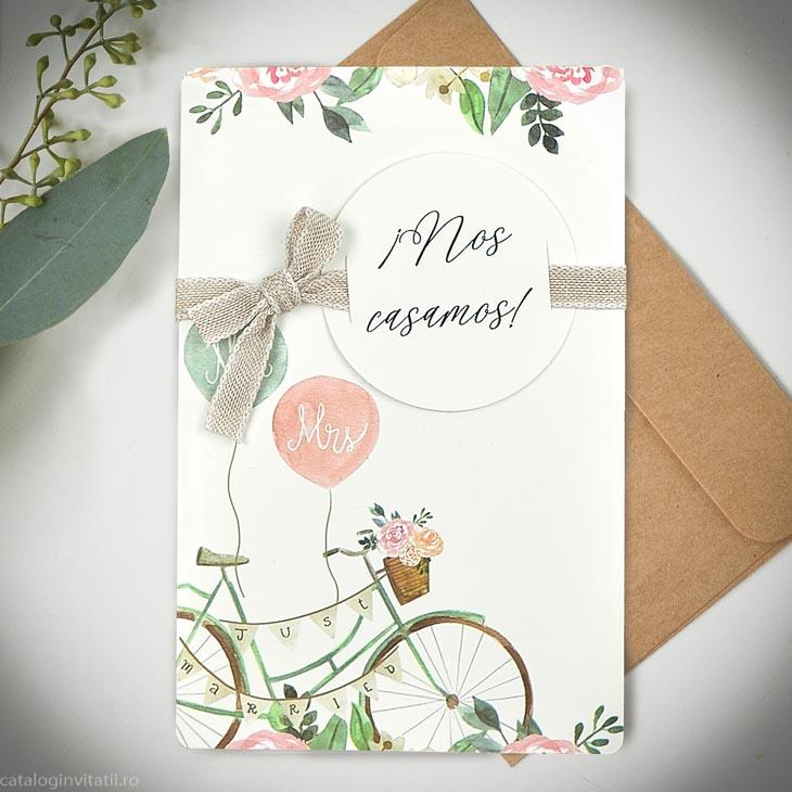 invitatie 39736 detaliu plan departa coperta bicicleta