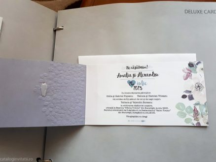 detaliu din catalog invitatie 39809 deschisa