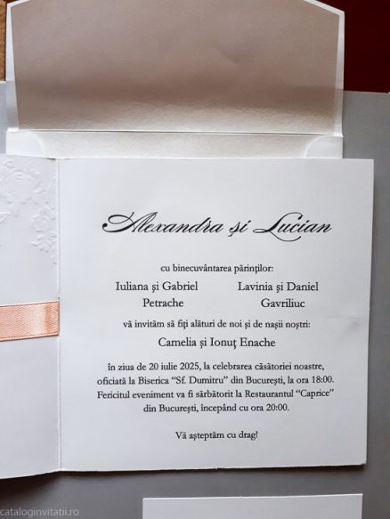 detaliu apropiat text in romana invitatie 39851