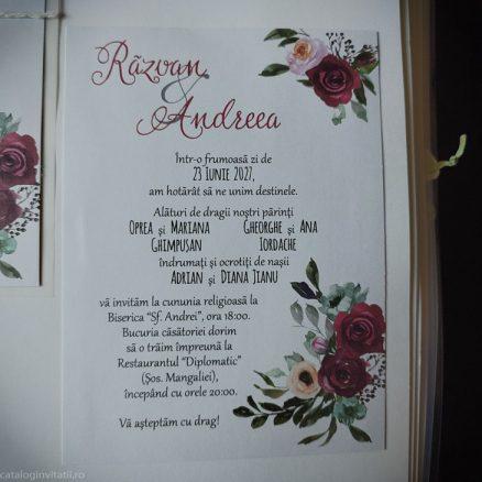 detaliu plan departat din catalog pt invitatie 2254